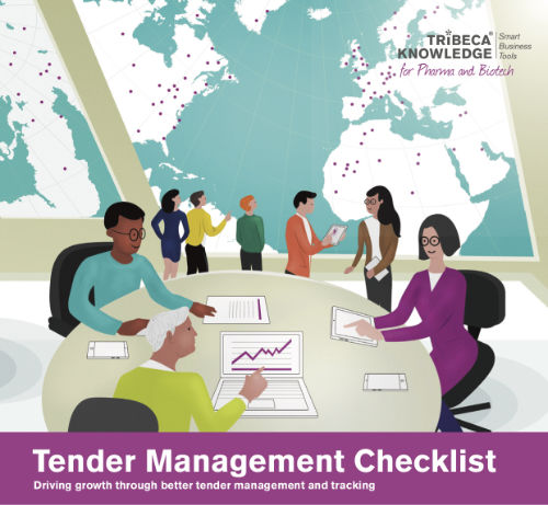 TRiBECA Knowledge - Tender Management Checklist 1.1 151217